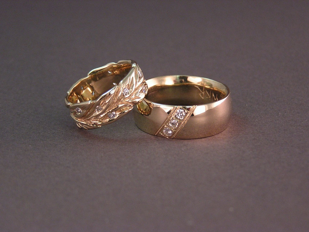 custom dew drop wedding rings With wedding rings custom