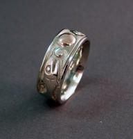 Photo of Debras Memorial Orca Surfer Ring