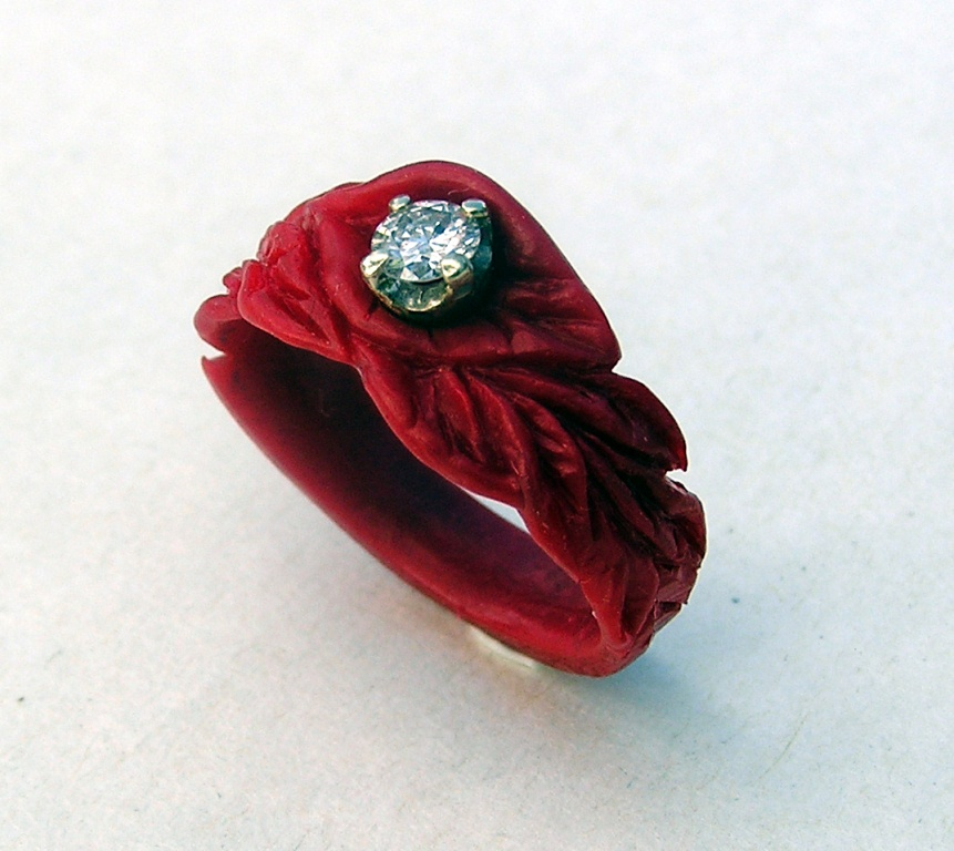Wax Ring Carving Designs