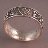 Sterling Silver Custom CTR Ring