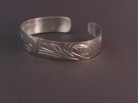 This is the Raven side of the bracelet D76 $250.00