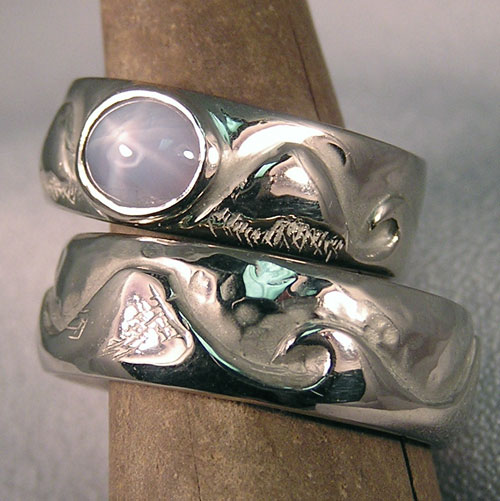Having custom wedding rings made is easier than you may think