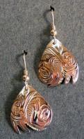 photo of 14kt Lovebirds earrings